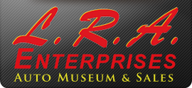 LRA Enterprises Logo